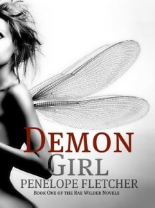 Demon Girl by Penelope Fletcher