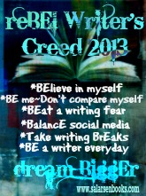 The 2013 Writer's Creed, hosted by SA Larsen