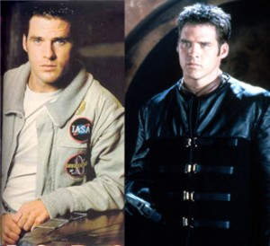 The changes costumes of John Crichton