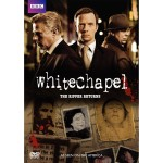 Whitechapel season 1 DVD cover