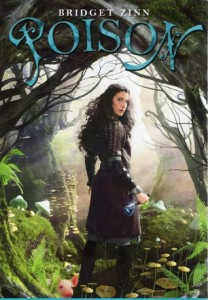 The cover of Poison by Bridget Zinn