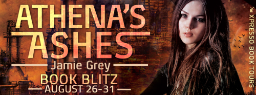 Athena's Ashes Book Blitz